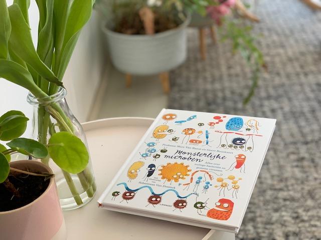 Een boek over het Coronavirus voor kinderen