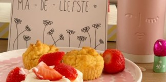 Snelle keto cupcakes voor moed