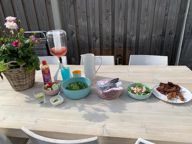 barbecue mei 2020