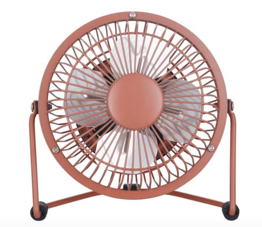 Hippe ventilator kopen hema retro tafel ventilator