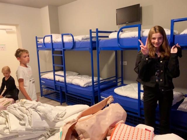 A&O hostels Weimar stapelbedden