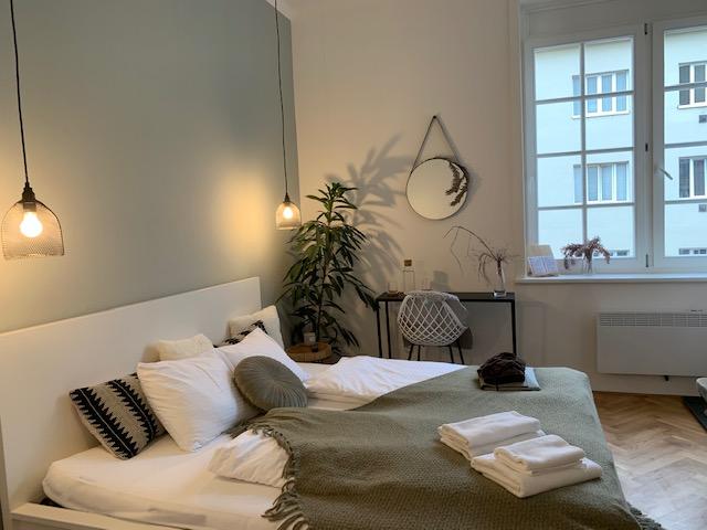 slaapkamer boutique appartement b