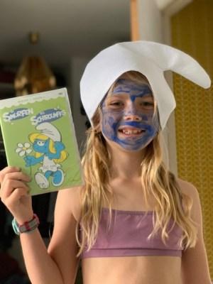 smurfin
