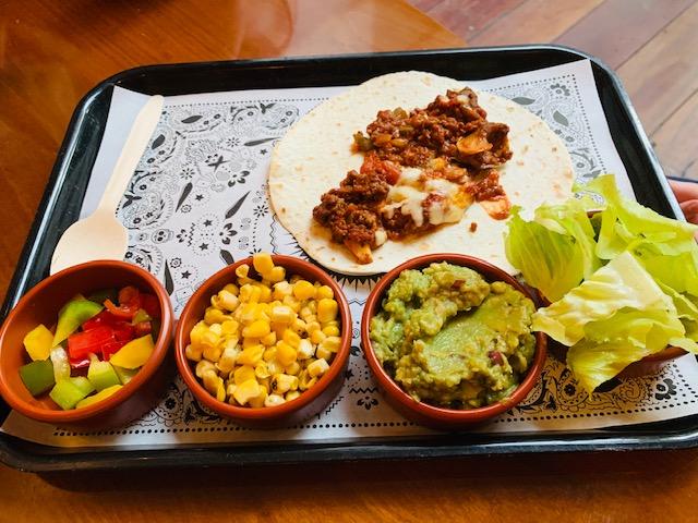 bouw je eigen taco chiapas