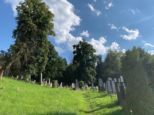 joodse begraafplaats boskovice