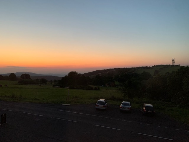 zonsopkomst petrovice