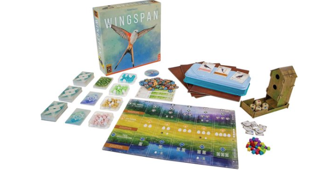Wingspan review