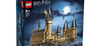 Harry Potter kasteel lego