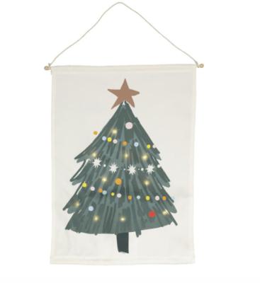 kerstbomen poster hema