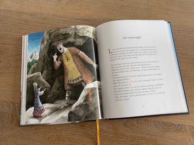 russische sprookjes verhaal