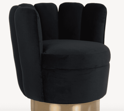 Musthave velvet in je interieur fauteuil