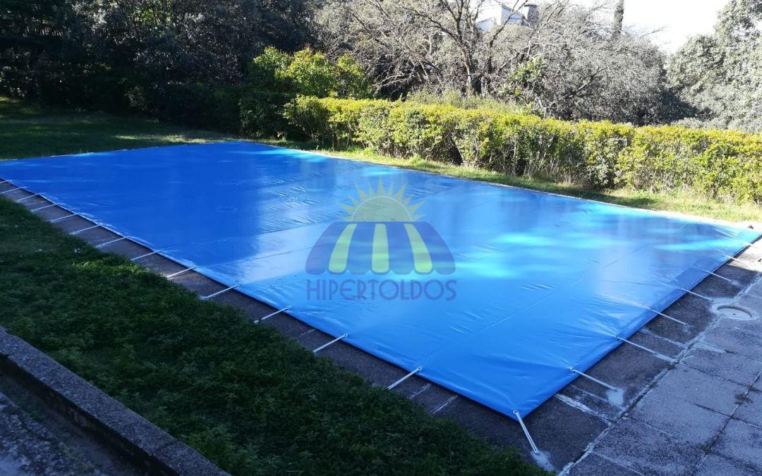 Los vecinos de Alcorcon confían en nuestros cobertores de piscinas