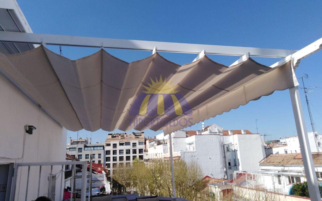 La terraza de su Ático puede verse mucho mejor con una pérgola – Hipertoldos 2019