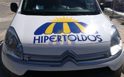 Hipertoldos, servicio y calidad para Toldo en Madrid, precios bajos garantizados
