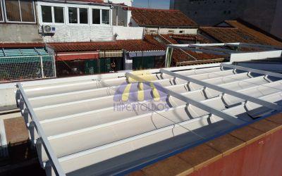 Pérgolas y estructuras la mejor opción para su terraza