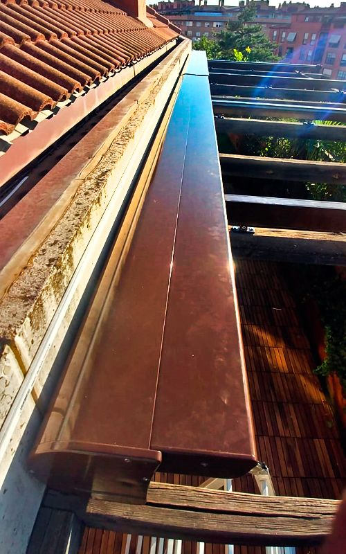 toldos veranda estructura de madera
