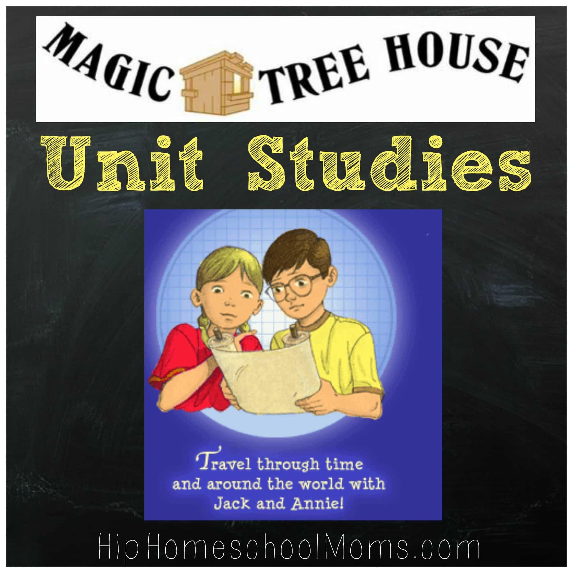 Magic Tree House Unit Stu S