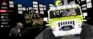 Dj Alex C ft Vacca - vengo dalla strada - video