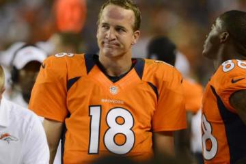 He seems to be no lower than 2nd on most ballots, but Peyton Manning should be no higher than 4th in MVP voting.