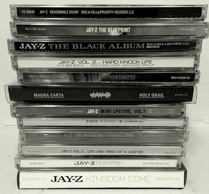 Hhsr celebrates jay zs birthday ranks his albums remembers 1 malvernweather Gallery