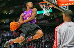Terrence Ross is looking to become the sixth multiple-time slam dunk contest champion.