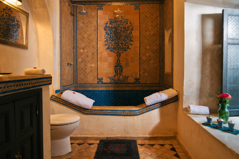 Riad Papillon Luxury Riad In Marrakech Morocco Book