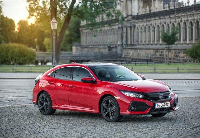 La nuova Honda Civic 1.6 Diesel I-DTEC