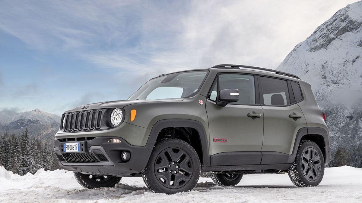 Nuova Jeep Renegade: ancora più connessa