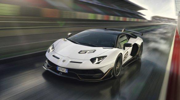 Lamborghini Aventador SVJ-06