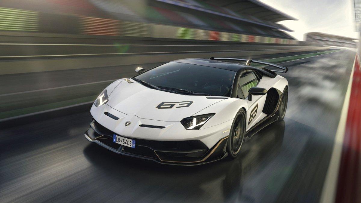 Lamborghini Aventador SVJ: supersportiva V12