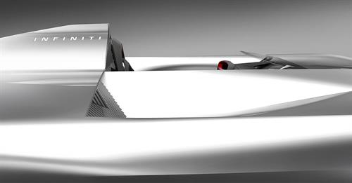Infiniti Prototype 10 a Pebble Beach