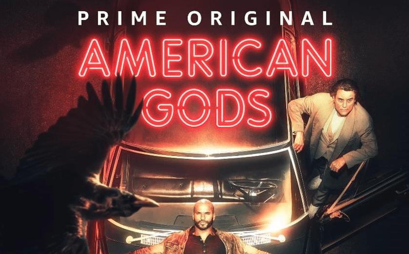 Amazon Prime Video: la seconda stagione della serie American Gods