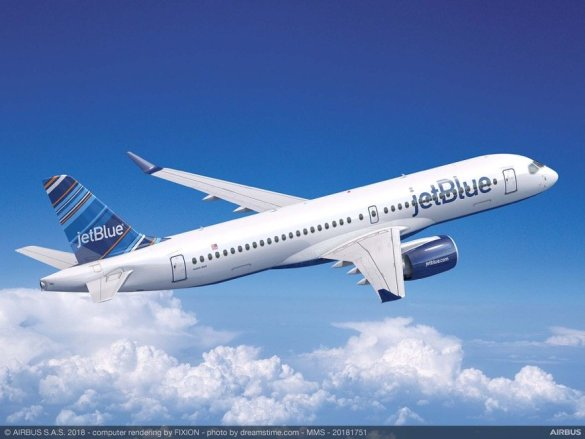 Airbus A220-300 JetBlue