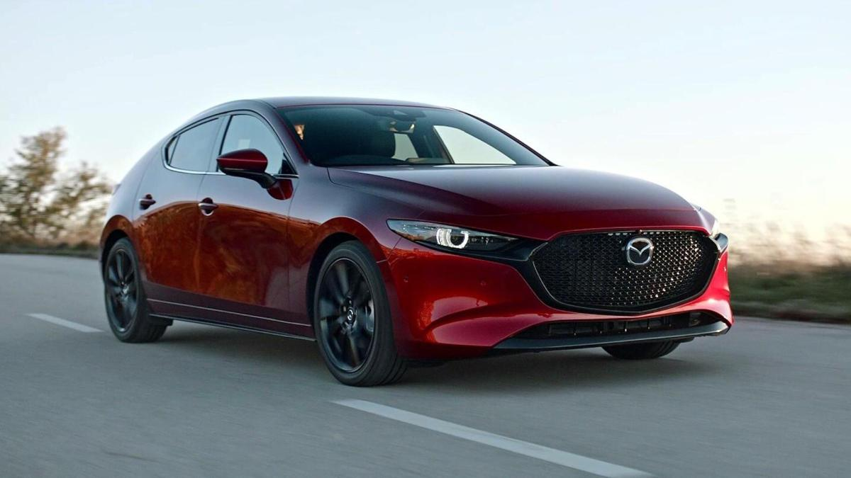 Nuova Mazda 3 premiata con Red Dot Best of the Best