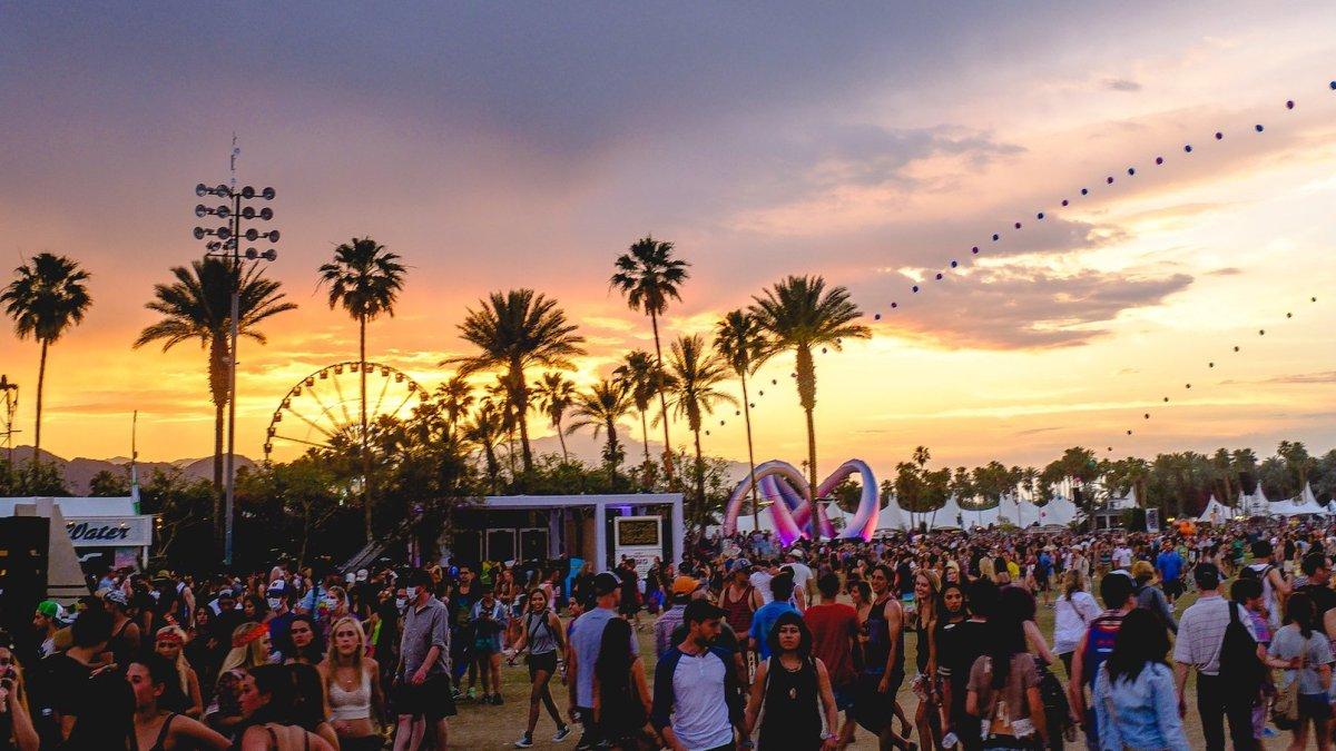 Vacanze in California con i festival musicali 2019