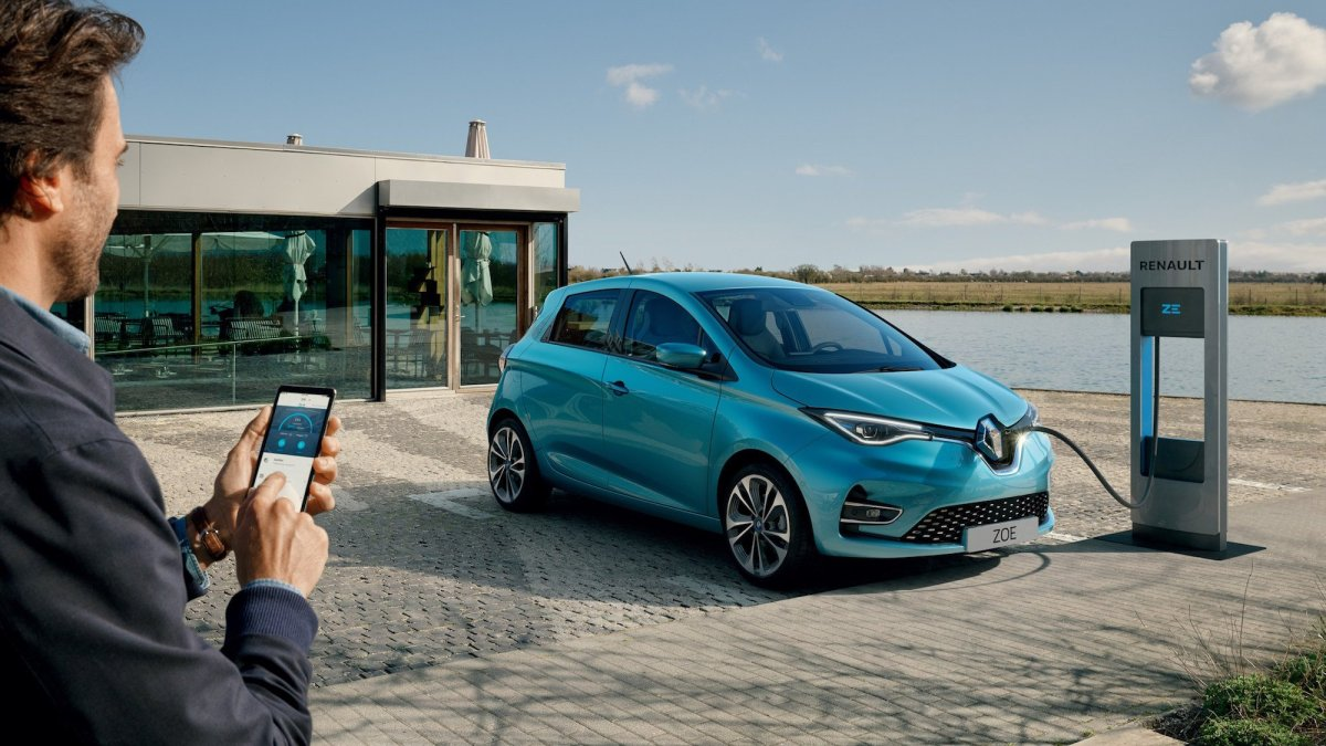 Nuova Renault Zoe, autonomia e hi-tech