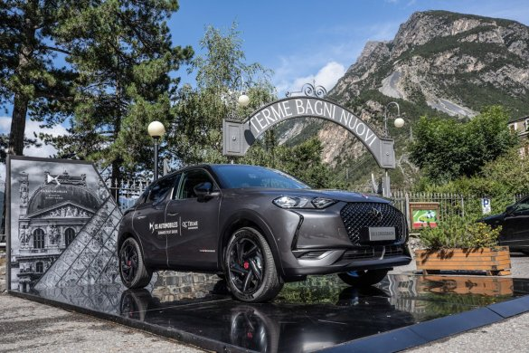DS Crossback Bormio