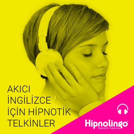 Hipnolingo Hipnotik İngilizce Albümü