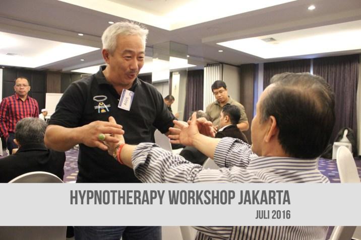 Pelatihan Hipnoterapi Jakarta
