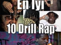 En İyi 10 Drill Rap Şarkı
