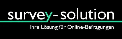 Survey-Solution Ihre Lösung für Online Befragungen