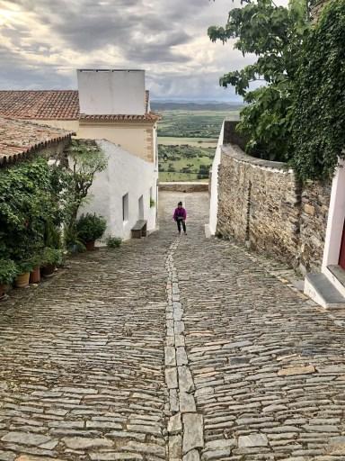 roteiro Alentejo e algarve interior - Castelo de Monsaraz