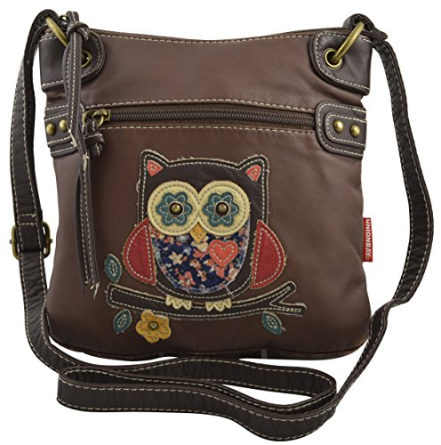Owl Trees Silhouette Pattern Women Sports Gym Totes Bag Multi-Function Nylon Travel Shoulder Bag