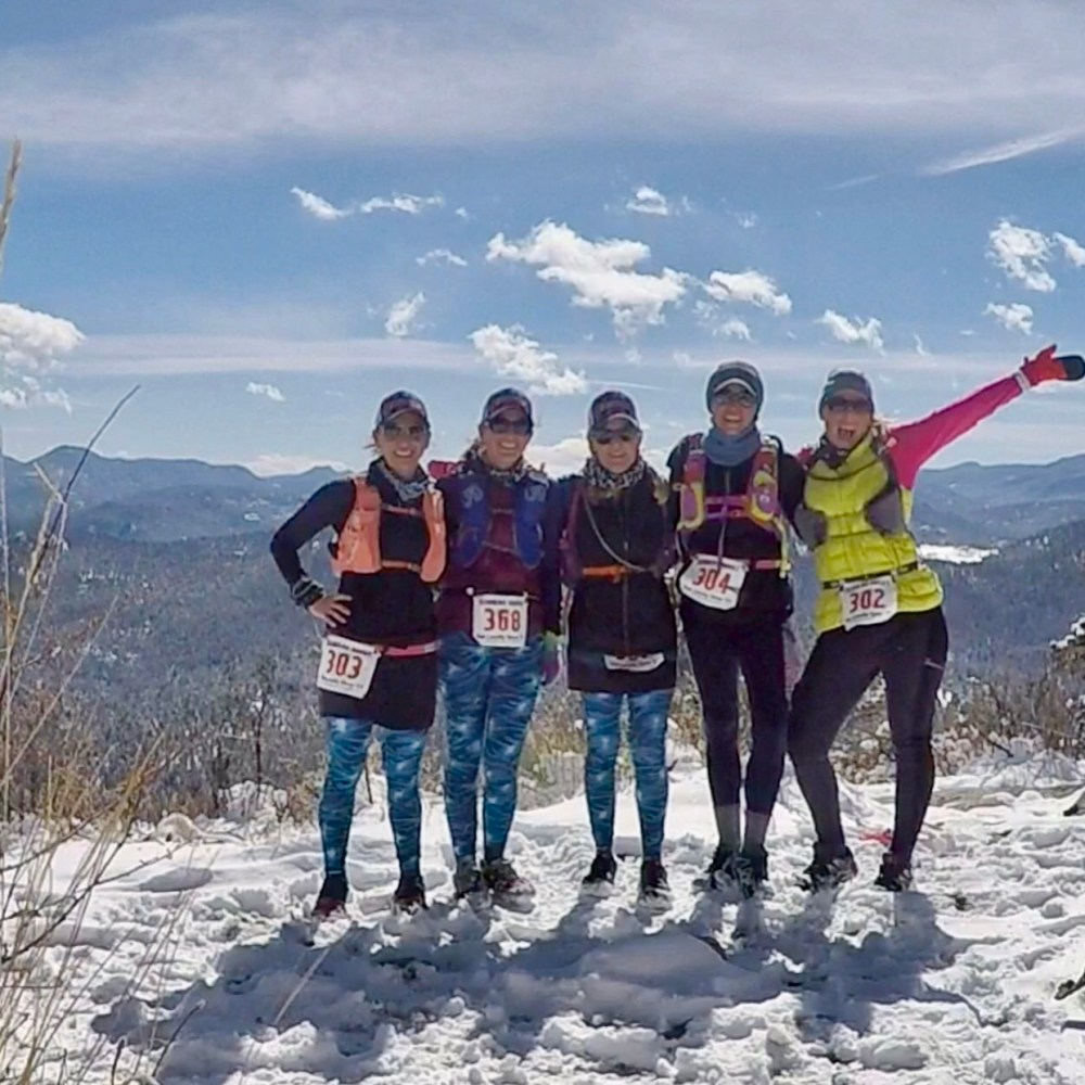 Race Report – Elk Meadow Winter Trail Race