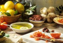 Επιστροφή στη μεσογειακή διατροφή και ειδικά στην ελληνική παραδοσιακή κουζίνα