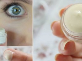 Φτιάξτε Φυτική Αντιγηραντική Κρέμα Ματιών σε 1 Λεπτό χρησιμοποιώντας Μόνο 3 Υλικά