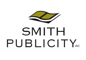 smith publicity logo book above name