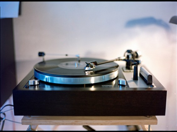 record-player-on-desk