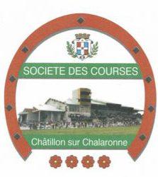 Logo de l'hippodrome Bel Air de Chatillon sur Chalaronne