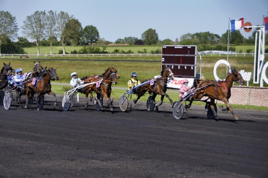 5eme course - Hippodrome Chatillon sur Chalaronne